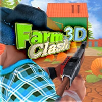 Farm Clash 3D Play