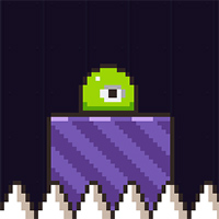 Pixel Slime Play