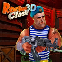 Rocket Clash 3D Play