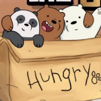 We Bare Bears Out of the Box Play