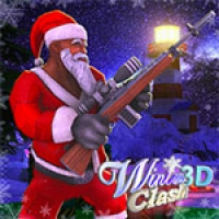 Winter Clash 3D Play